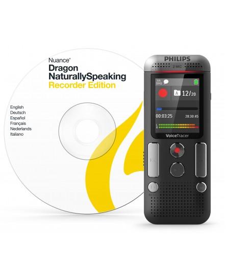 Philips Voice Tracer DVT2710 diktafon