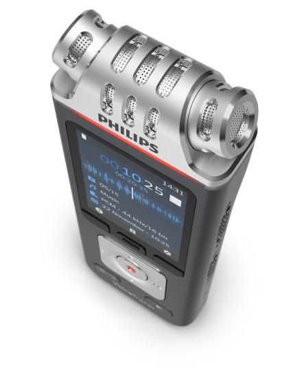 Philips VoiceTracer DVT6110 diktafon