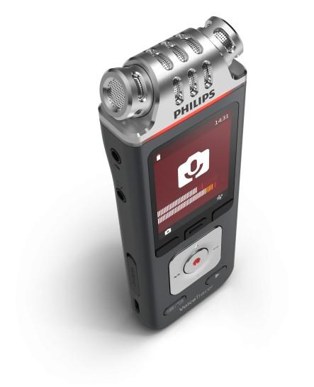 Philips VoiceTracer DVT7110 diktafon