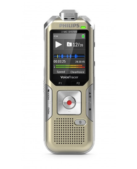 Philips VoiceTracer DVT8010 diktafon