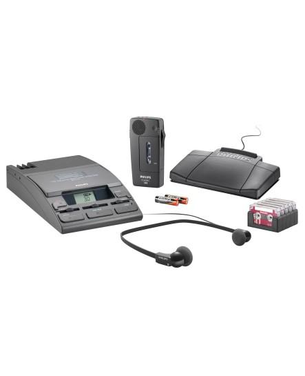 Philips startpaket analog diktering LFH0064