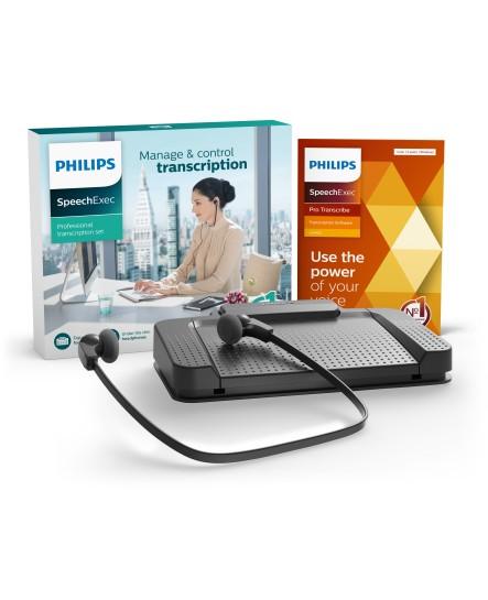 Philips SpeechExec Pro utskriftspaket LFH7277