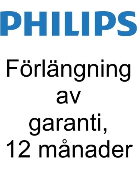 Philips förlängning av garanti, 12 månader, LFH3500-LFH3520