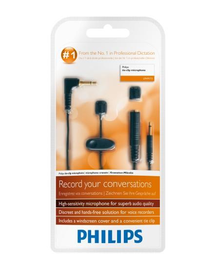 Philips slipsmikrofon LFH9173