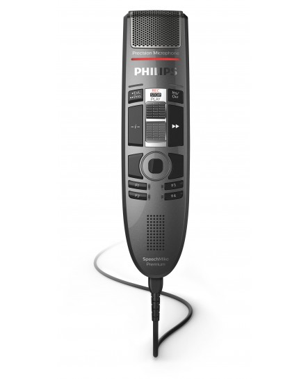 Philips SpeechMike Premium Touch SMP3710