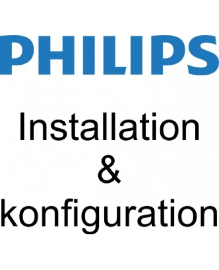 Philips installation och konfiguration