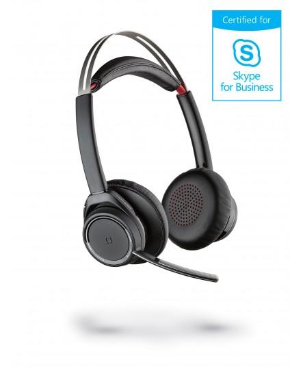 Plantronics B825M Voyager Focus Skype/Lync stereo bluetooth headset