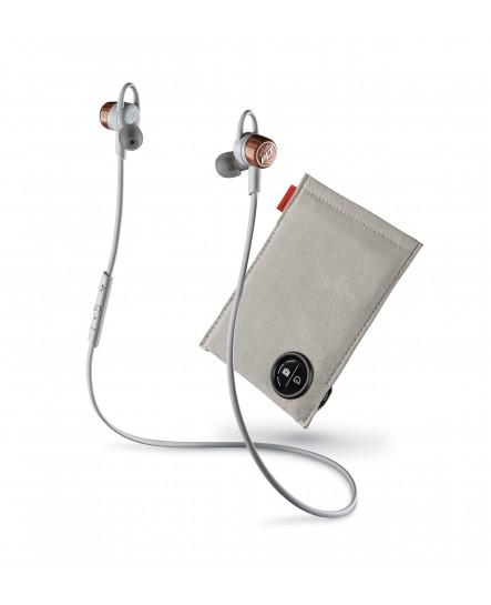 Plantronics BackBeat Go 3 copper grey med laddväska bluetooth headset