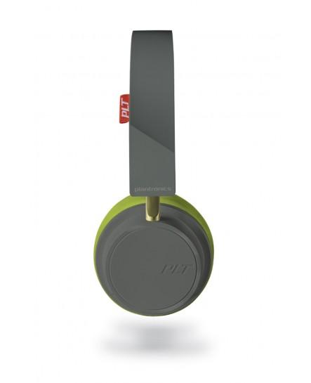 Plantronics BackBeat 500 grå/grön BT stereo headset