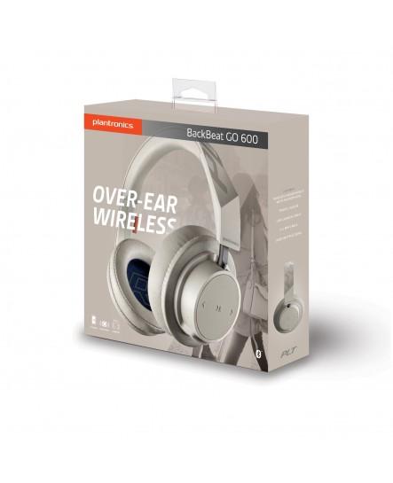 Plantronics BackBeat GO 600 BT khaki stereo headset