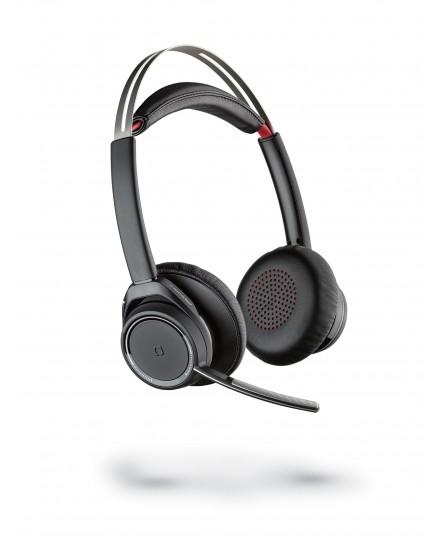 Plantronics B825 Voyager Focus UC USB-C L stereo bluetooth headset