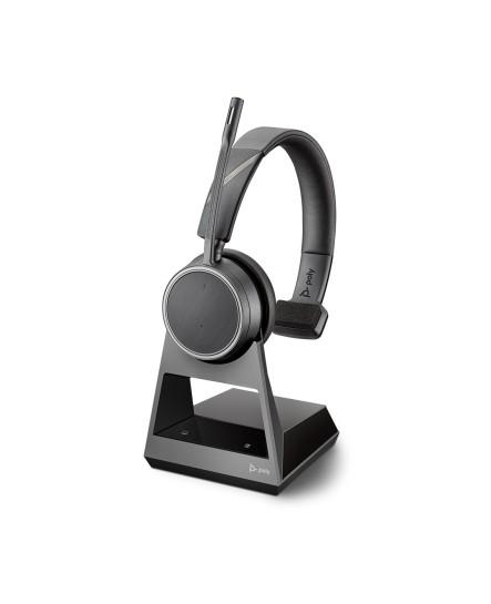 Poly (Plantronics) Voyager 4210 office, 2-way base, USB-A mono headset