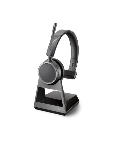 Poly (Plantronics) Voyager 4210 office, 2-way base, USB-C mono headset