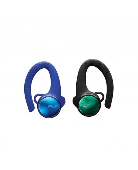 Poly (Plantronics) BackBeat Fit 3150 svart-blå in-ear bluetooth headset