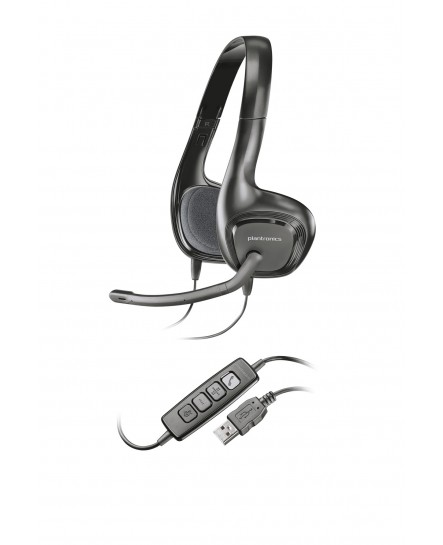 Plantronics .Audio 628 DSP USB stereo headset