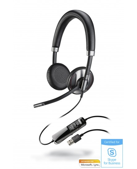 Plantronics Blackwire C725M USB headset