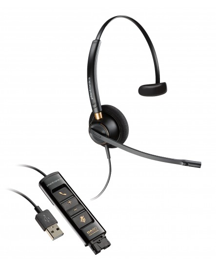 Plantronics HW515 USB Encore Pro headset