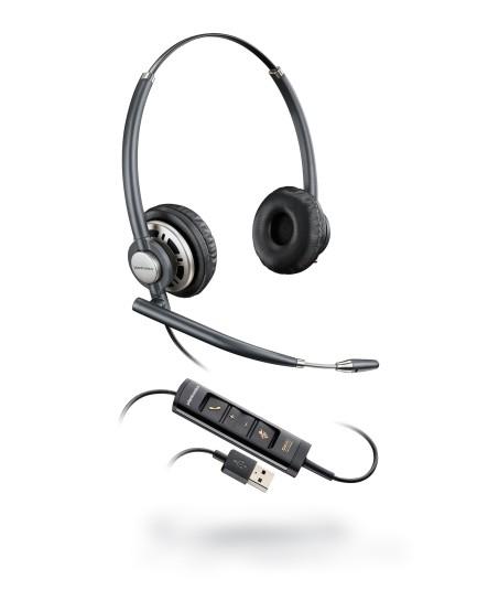 Plantronics HW725 USB Encore Pro headset