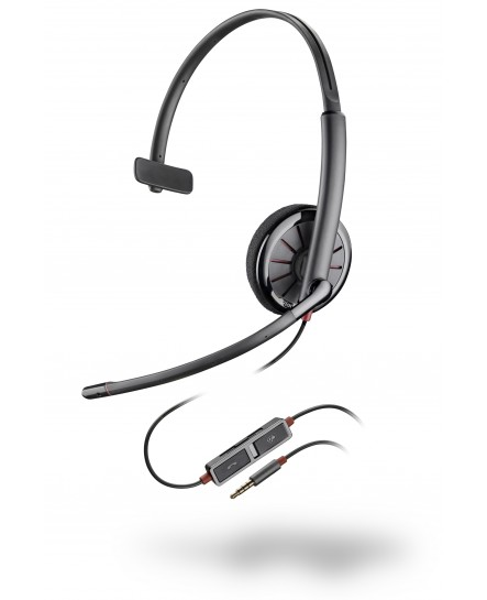 Plantronics Blackwire C215 3.5 mm headset