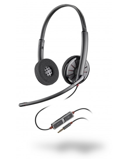 Plantronics Blackwire 225 3.5 mm headset