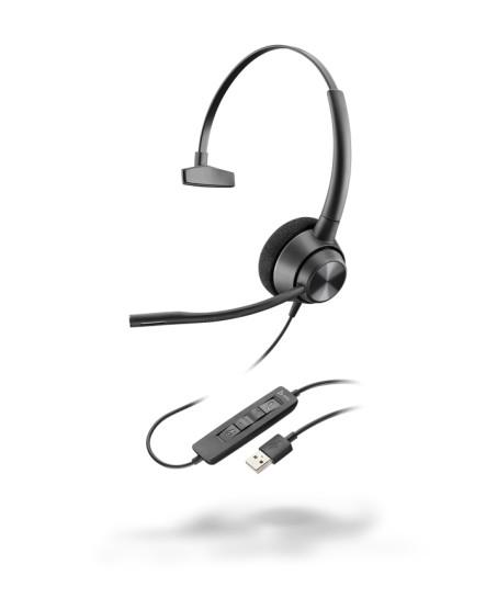 Poly EncorePro 310 USB-A mono headset