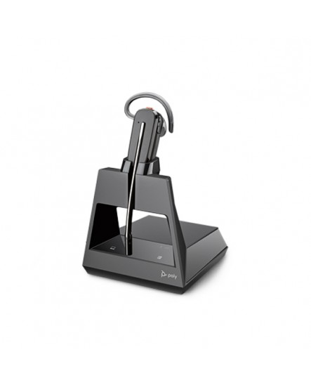 Poly (Plantronics) Voyager 4245 office, 2-way base, USB-A headset