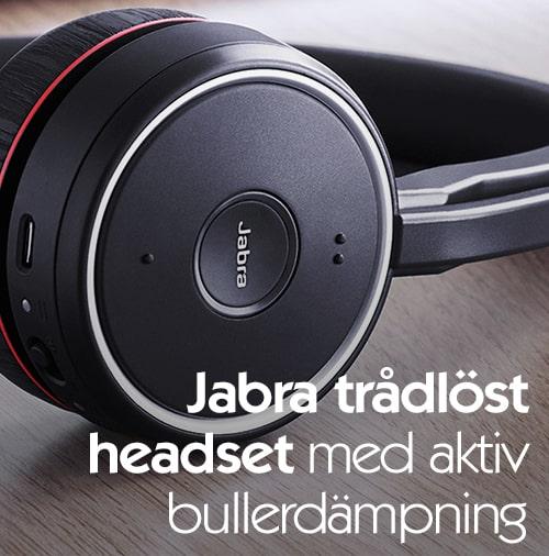 Jabra trådlöst headset