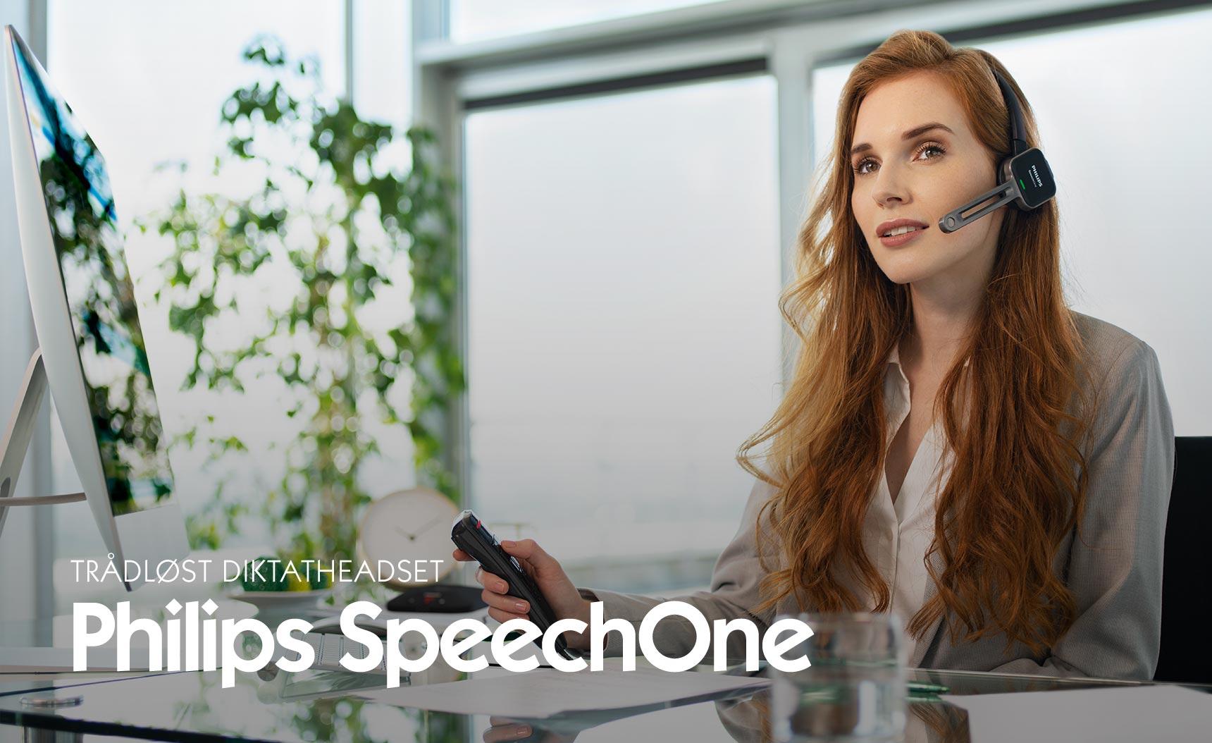 Philips SpeechOne