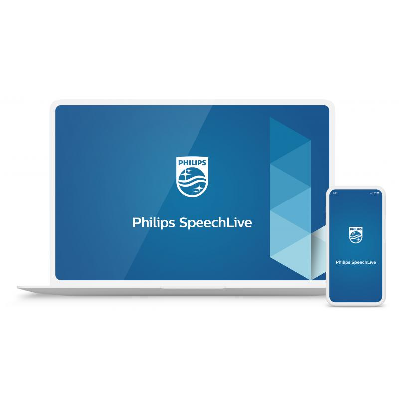 Philips SpeechLive Advanced Business Package, 24 mån