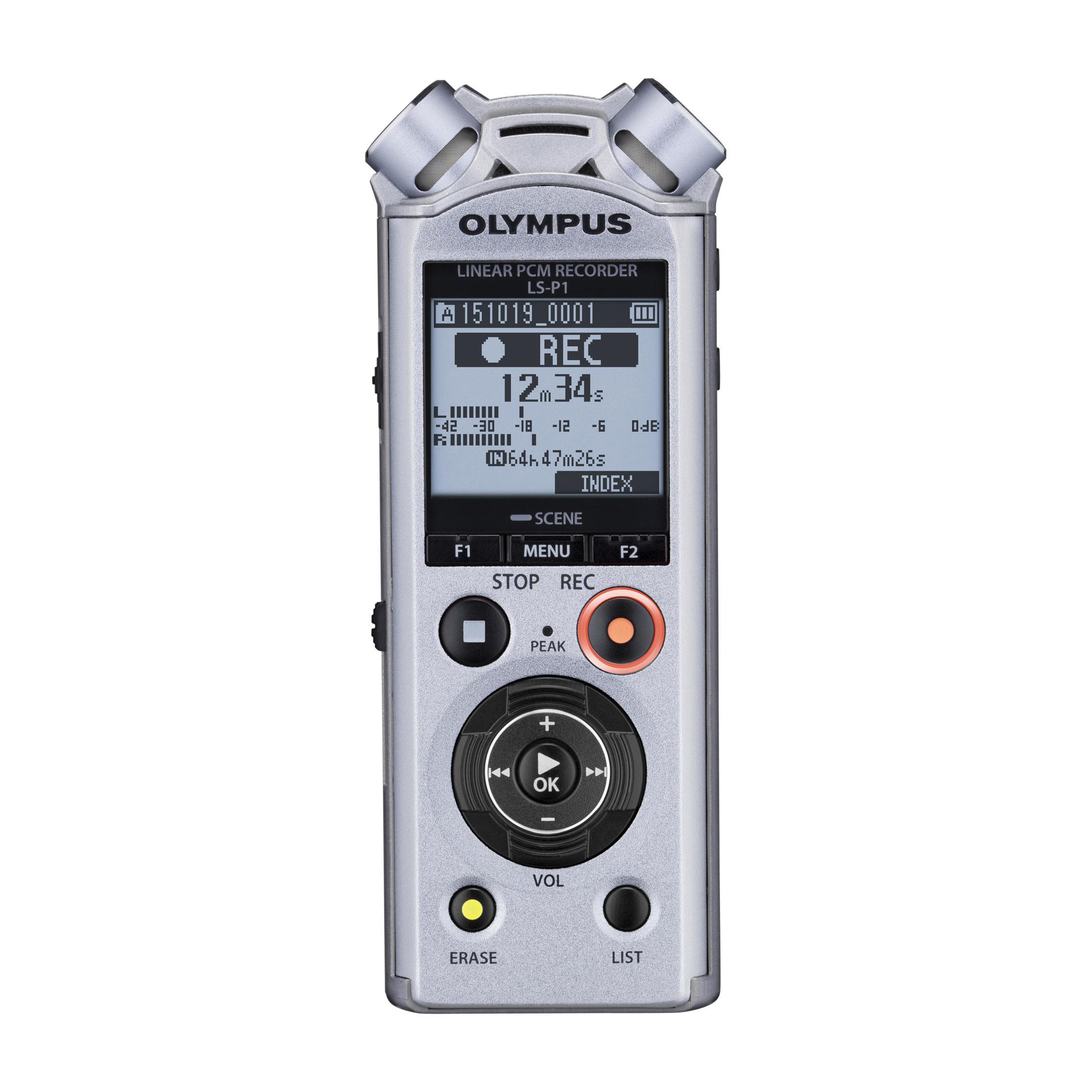 Olympus LS P1 4 GB diktafon