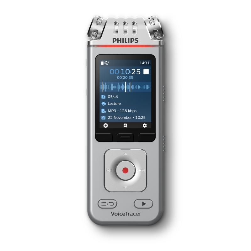 Philips VoiceTracer DVT4110 diktafon