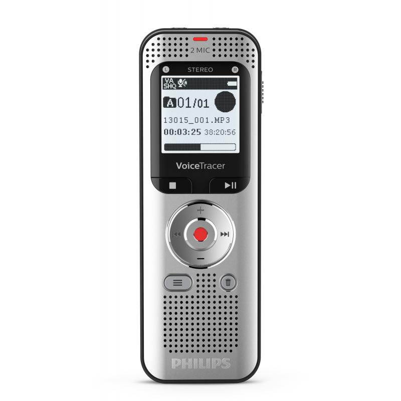 Philips VoiceTracer DVT2050 diktafon