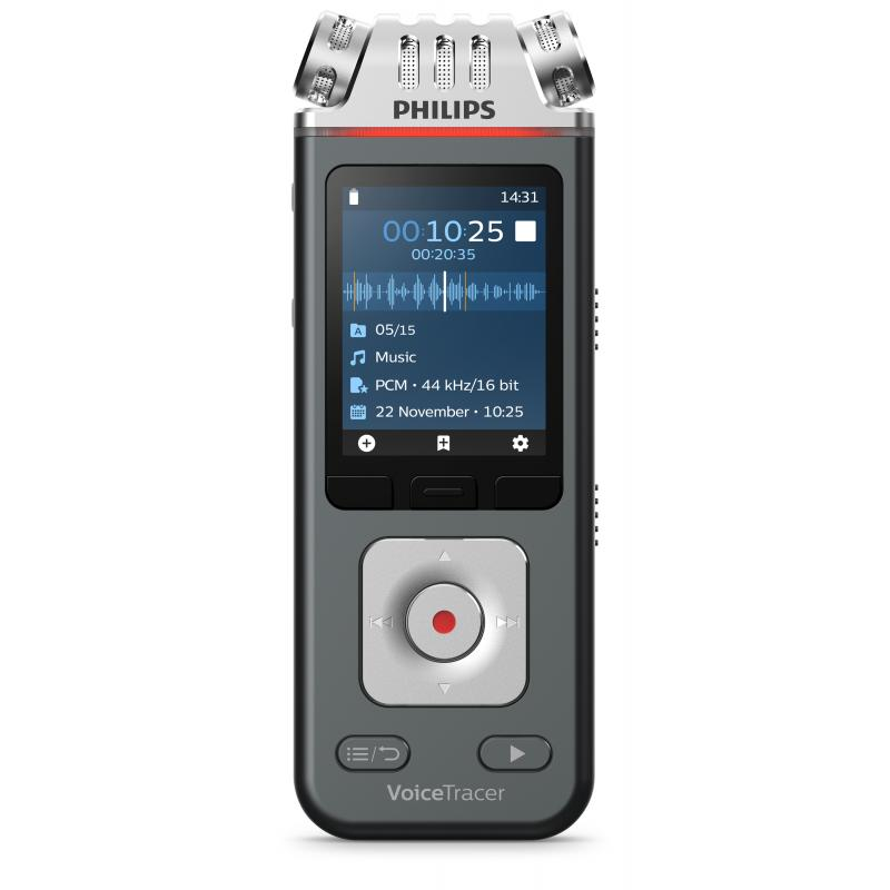 Philips VoiceTracer DVT6110 diktafon