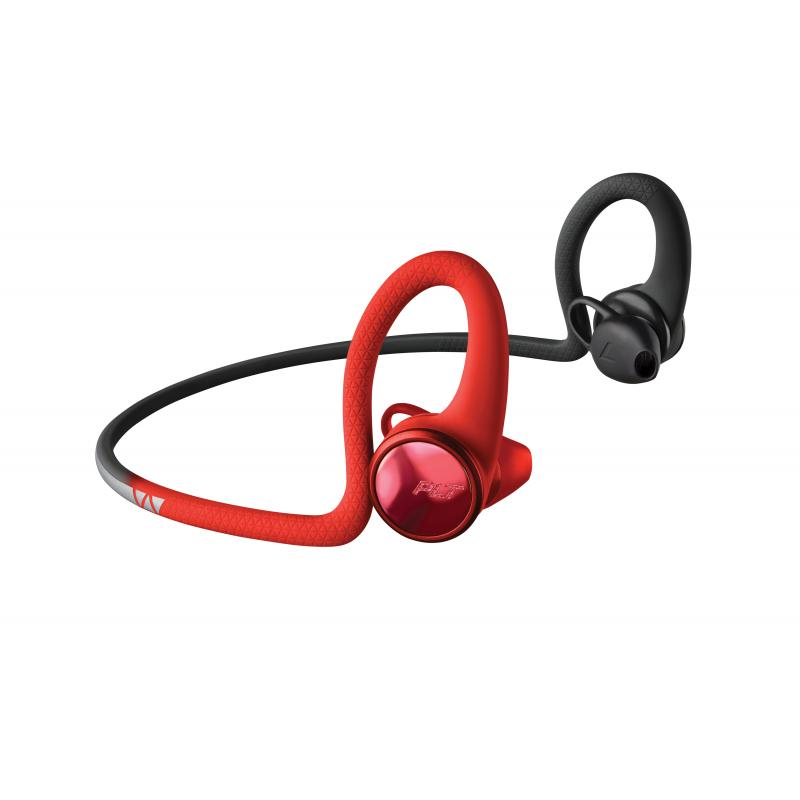 Plantronics BackBeat Fit 2100 röd bluetooth stereo headset