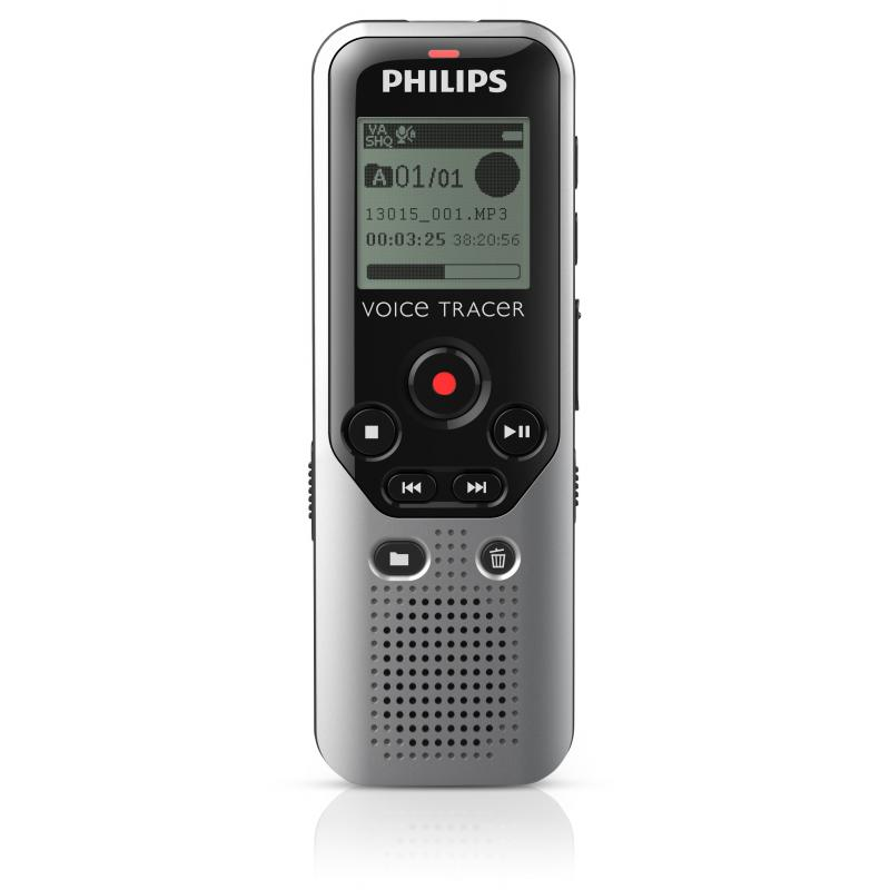 Philips VoiceTracer DVT1200 diktafon
