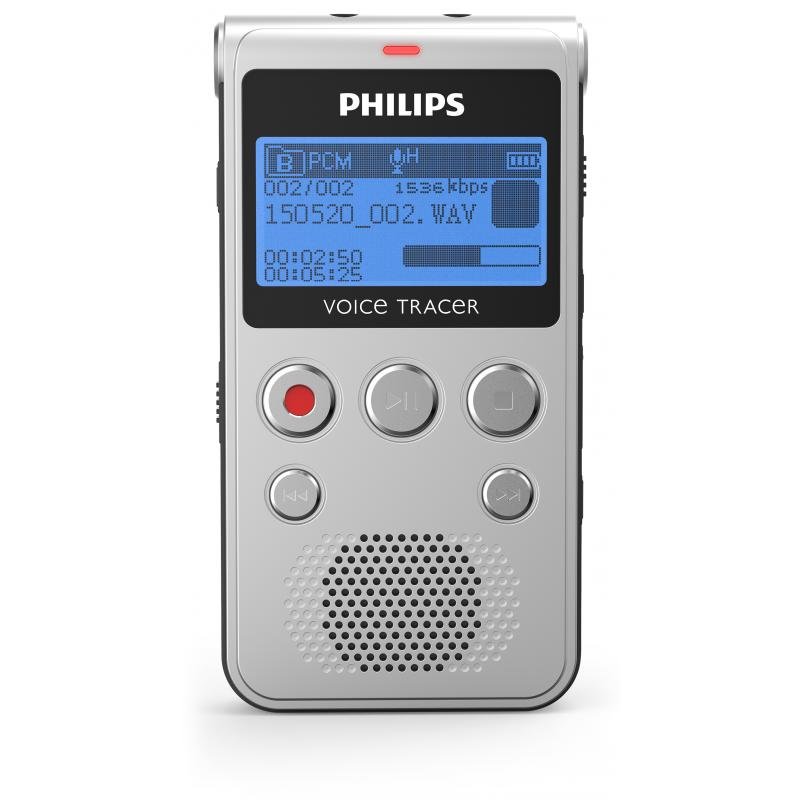 Philips VoiceTracer DVT1300 diktafon